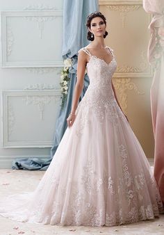 Cheap dress shoes for girls, Buy Quality gown dress directly from China gown dresses for sale Suppliers: 2015 Crystal Vestidos Longo Lace Sashes David Tutera Wedding Dresses Backless Sexy White Ball Gown Casamento Chapel 2016 Wedding Dresses, Wedding Attire, Bridal Dresses, Wedding Gowns, Bridesmaid Dresses, Dresses 2016, Prom Dresses, Pageant Gowns, Women's Dresses