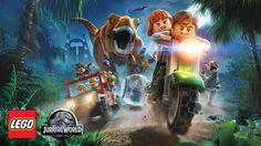 LEGO Jurassic World: rivivi le avventure della nota saga cinematografica