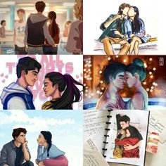 to all the boys ive loved before House Beautiful beautiful houses near me Lara Jean, Love Movie, I Movie, Beautiful Beautiful, House Beautiful, Jean Peters, Eleanor And Park, Jenny Han, I Still Love You