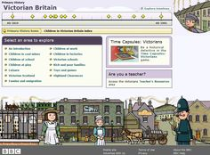 Site designed to teach kids about the Victorian age. Victorian Games, Victorian History, Victorian Crafts, Victorian Christmas, Primary History, Uk History, British History, Primary Teaching, Teaching Kids