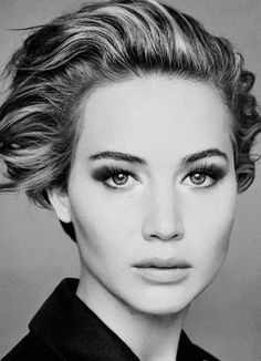 Jennifer Lawrence. Flawless