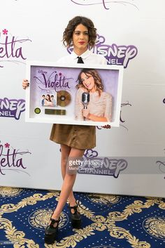 Disco 1 de Violetta First disc of Violetta