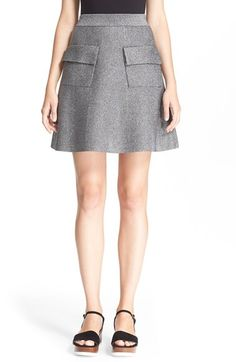 A.L.C. 'Arron' A-Line Skirt available at #Nordstrom