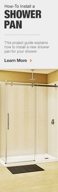 Shop our selection of Swanstone, Shower Bases & Pans in the Bath Department at The Home Depot. Bathroom Plumbing, Bathroom Spa, Bathroom Layout, Tile Ready Shower Pan, Shower Installation, Shower Base, Amazing Bathrooms, Wardrobe Rack, Master Bath