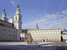 The DomQuartier Salzburg was the seat of power from which the city's prince-archbishops expanded their influence over the region. The blend of architecture, secular beauty and sacred splendor on display makes a tour of the DomQuartier a competence center for baroque history north of the Alps. DomQuartier in Salzburg © DomQuartier #feelaustria
