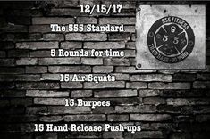 The 555 Standard Measure your progress by tracking your times on the standard Want to be featured? Show us how you train hard and do work Use #555fitness in your post. You can learn more about us and our charity by visiting WWW.555FITNESS.ORG #fire #fitness #firefighter #firefighterfitness #firehouse #buildingastrongerbrotherhood #workout #ems #engine #truckie #firetruck #pastparallel #damstrong #charity #nonprofit #fullyinvolved #firefit #fitfirefighter #cheifmiller #firefighters