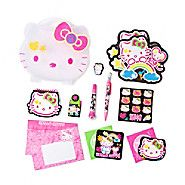 Such a cute Hello Kitty Stationery Set! Love everything about it!! @Suzy Mitchell Fellow's Stores