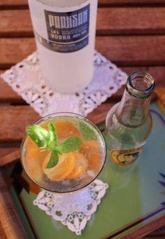 Sommercocktail - Wodka-Tonic mit Kumquats | modespitze.de