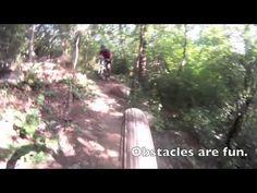 Lebanon Hills Mountain Bike Trail - Eagan