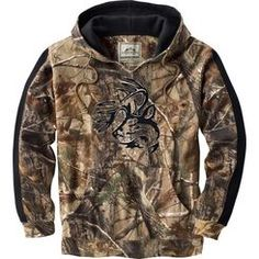 Men's Realtree Camo Casual V-Neck Outfitter Hoodie Ultimate comfort has been taken to the next level with this heavyweight hoodie featuring full Realtree & trade; AP camo with black accents. Hollister Hoodie, Camo Sweatshirt, Realtree Camo, Camo Outfits, Hunting Clothes, Hunting Shirts, White Tail, Country Outfits, Sweatshirts
