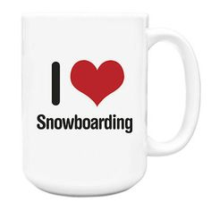 I love snowboarding big 15oz mug 1082,  View more on the LINK: http://www.zeppy.io/product/gb/2/331846997895/