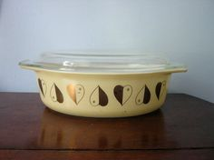 Gold Heart Pyrex $14.95