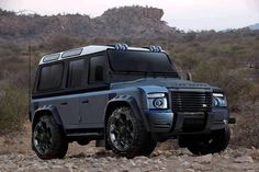 Defender Prototype