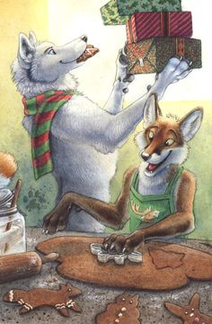 Christmas Cookies by screwbald on DeviantArt