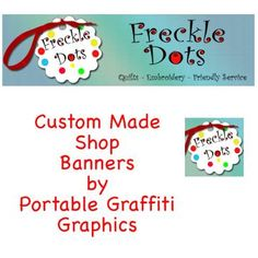Designed this for Freckle Dots on Zibbet. What can I make for you?