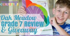 #WIN a year of homeschooling curriculum ENTER HERE http://www.onlypassionatecuriosity.com/giveaways/oak-meadow-giveaway/?lucky=10356 via @opchomeschool