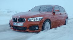 October 01 2016: Get out there with BMW xDrive.