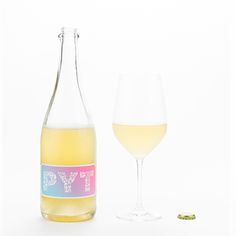 [2015 PYT Malvasia Bianca Pétillant Naturel: Paso Robles, CA] All-natural sparkling wine. Notes of honey, apricot, peach, white flowers, elderflower. Bright acidity with a long finish.