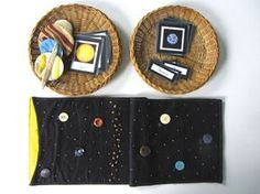 Solar System Unit with 3 Part Cards-- free printables. I would like to check out her blog more! She has a TON of awesome ideas!