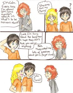 percy jackson funny comics - Google Search
