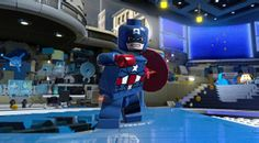 New 'LEGO Marvel Super Heroes' Game Trailer, Screenshots Debut