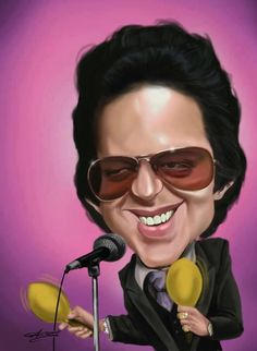 Hector Lavoe Funny Caricatures, Celebrity Caricatures, Music Icon, Art Music, Puerto Rican Music, Musica Salsa, Puerto Rico History, Salsa Music, Puerto Rican Culture