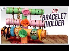 Do It, Gurl: How To Make A DIY Bracelet Holder Tutorial | Gurl.com