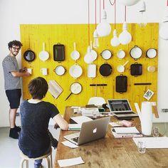 Die Vorbeteitungen zur Vienna Design Week 2016 laufen. Mit +++KOMM KOCHEN…