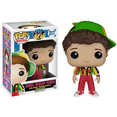 Samuel Screech Powers Television Funko POP! Vinyl