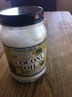 Coconut oil to avoid stretch marks -mix with lavender oil*make shot the essential oil is good to put on the skin
