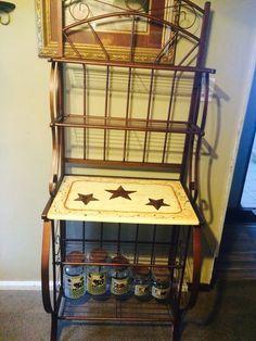 primitive star bakers rack
