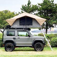 Sidekick Suzuki, Jimny 4x4, Ford Sport, Jimny Suzuki, Custom Truck Beds, Suzuki Cars, Offroader, Survival Backpack, Off Road Camper