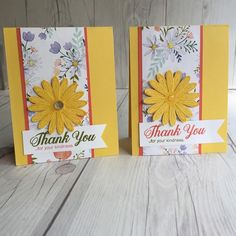 Stampin' Up! Daisy Delight stamp set