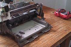 Desarrollan impresora braille con componentes reciclados - Universidad Nacional de La Plata (UNLP)