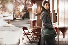 coach fall ads2 800x533 Karlie Kloss & Liu Wen Star in Coach Fall 2013 Campaign by Craig McDean