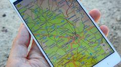 Testbericht PhoneMaps: Offline-Karten für Smartphones