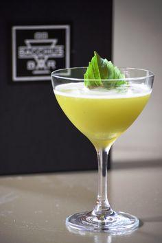 Yellow Cocktail: Beetlejuice