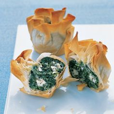 Spinach Bundles