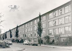 de boeierstraat 1967 Historisch Centrum Leeuwarden - Beeldbank Leeuwarden