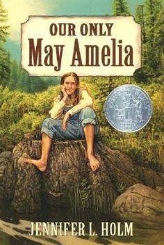 Our Only May Amelia : Harper Trophy Books (Paperback) - Jennifer Holm