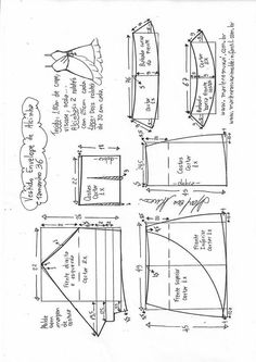 Sewing Lessons, Sewing Hacks, Sewing Tutorials, African Attire Patterns, Sewing Clothes, Diy Clothes, Clothing Patterns, Sewing Patterns, Costura Fashion