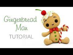 Crumb Avenue Tutorials Gingerbread Man
