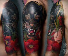 Tattoo by Cheongho