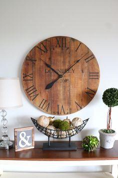 Wedding gift. Custom. Large wooden wall by WoodLaneCreationsLLC