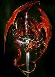 # GOTHIC DRAGON SWORD