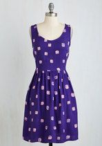 Dot to Have It Dress | Mod Retro Vintage Dresses | ModCloth.com