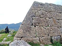 The16 Pyramids of Argolis