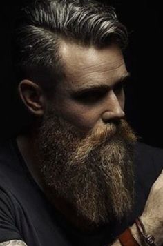 Die 235 Besten Bilder Von Barte Vollbart Barbier Und Manner Bart