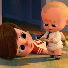 Movies: Alec Baldwin is a tiny businessman in the first Boss Baby trailer