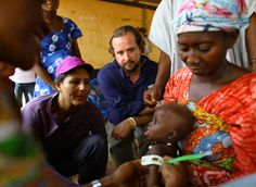 USAID supports the Nyankpala Community Management of Acute Malnutrition, which helps provide assistance to children suffering from malnutrition-->http://www.one.org/us/2013/02/21/amazing-africa-how-development-assistance-is-helping-to-end-poverty/